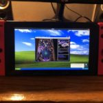 Instalan Windows XP en Nintendo Switch