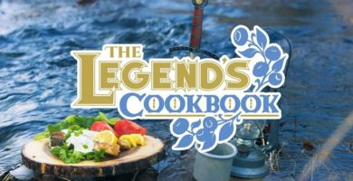 Libro de Cocina inspirado en The Legend of Zelda